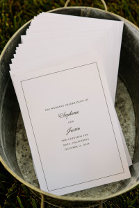 Carneros Inn Wedding by Little Blue Box Weddings