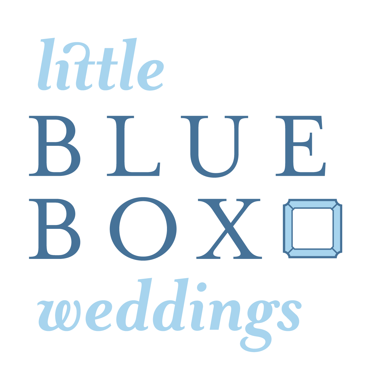 Little Blue Box Weddings